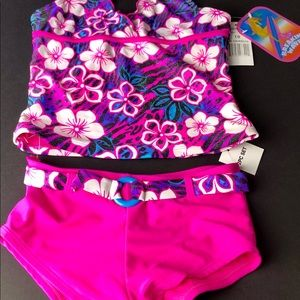 Breaking Waves Swimsuit NWT Size 10
